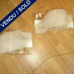 """Ref : LA65 - Set of Murano sconces """"MAZZEGA"""" - SOLD"""