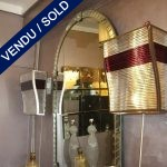 """Veronese"" Glass of Murano Set of 4 sconces - SOLD"