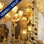 Gilded Murano - SOLD