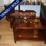 Set of coffee tables - SOLD