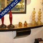 Ref : 007  - Console - SOLD