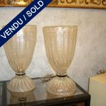 Set of Murano lamps - SOLD