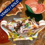 Tidy in glass of Murano - SOLD