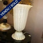 Set of lamps in glass of Murano - SOLD