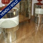 Set of nightstands Mirror - SOLD