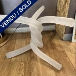 Ref : MT956 - Table lampe attribute to Venini Murano glass circa 70 - SOLD