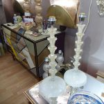Ref : LL168 - Suite de 4 lampes en Murano