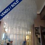 134 tubes de verre de Murano - VENDU
