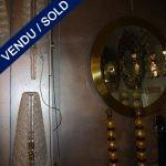 Ref : LA993 - 2 appliques de Murano - VENDU