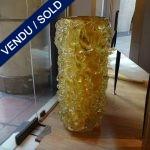 Ref : V240  - Murano signé Amadi FABIANO - VENDU