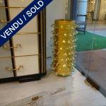 Ref : V245  - Murano signé Amadi FABIANO - VENDU