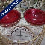 Vide poche rouge - VENDU