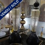 Ref : LL209 - Pair of Murano - SOLD