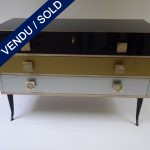 Ref : M210  - Whole in mirror - SOLD