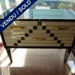 Ref : M211  - One set of commodes whole in mirror - SOLD