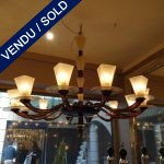 Ref : L925  - Murano 12 branches - VENDU