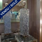 Ref : LL216  - Murano and mirror - SOLD