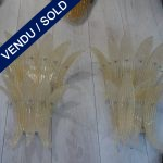 Ref : LA204 - Murano doré - VENDU