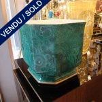Ref AD27 - Jardinière en céramique Christian Dior - VENDU