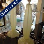 """Ref : LL229 - Verre de Murano """"CENEDESE"""" - VENDU"""