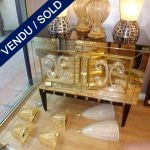Set of buffets Mirror and Murano - SOLD