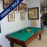 Pool table system French and US Version by CHEVILLOTTE - SOLD