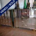 Ref : M217 - Une paire miroir - VENDU