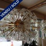 Ref : L933  - Lustre Murano - VENDU