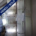 Ref : LA210 - Paire tubes Murano - VENDU