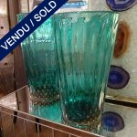 Ref : V267 - Paire verre de Murano - VENDU