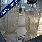 Ref : V269  - Paire Murano - SOLD