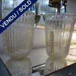 Ref : V269  - Paire Murano - VENDU