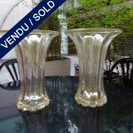"""Ref : V270  - Murano signé """"TOSO"""" - VENDU"""