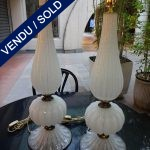 "Ref : LL942 - Murano signé ""TOSO"" - SOLD"