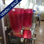 "Ref : V272  - Murano signé ""TOSO"" - SOLD"