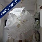 Ref : L938  - Murano / Laiton - VENDU