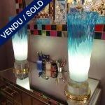 Ref : LL975 - Paire Murano - SOLD