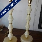Ref : LL979 -  Paire Murano - SOLD