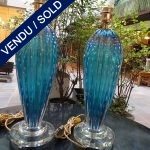 Ref : LL983 - Paire Murano - SOLD