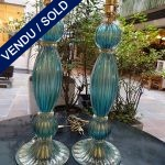 Ref : LL984  - Paire Murano - SOLD