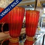 Ref : V284  - Paire Murano - VENDU