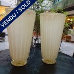Ref : V286 - Paire Murano - VENDU