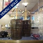 Ref : LL987 - Murano signé TOSO - SOLD