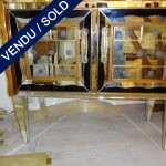 Buffet 2 gates in Mirror - SOLD