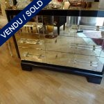 Ref : M81 - Whole in mirror - SOLD