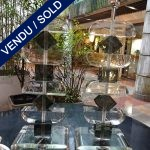 Ref : LL303 - Paire Murano signé TOSO - SOLD