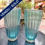 Ref : V291  - Paire Murano - SOLD