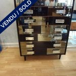 Chest of seven drawers Mirror - SOLD
