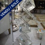 Ref : ADS963B - Murano Signé A. D. - SOLD
