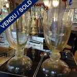 Ref : V292 - Paire Murano - SOLD